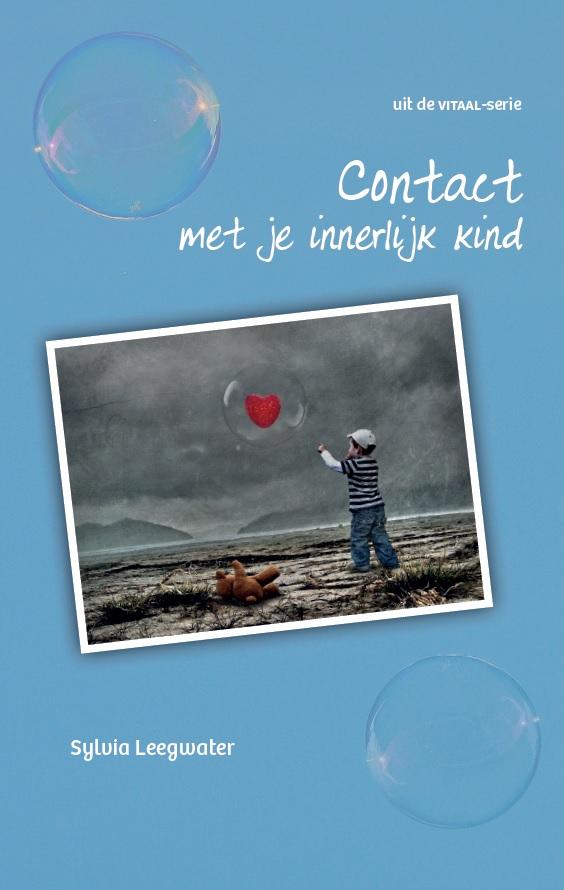 Cover Contact met je innerlijk kind - Sylvia Leegwater Dreamchild