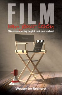 Cover boek Film van jouw leven